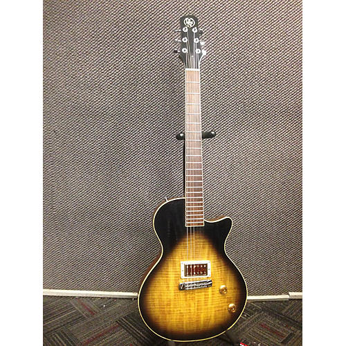 In Store Used Used DGN SINGLE CUTAWAY Vintage Sunburst Solid Body Electric Guitar
