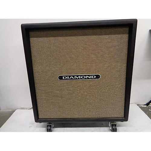 In Store Used Used DIAMOND 4X12 Guitar Cabinet