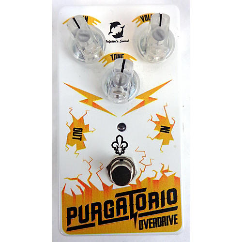 In Store Used Used DOLPHIN'S SOUND PURGATORIO Effect Pedal