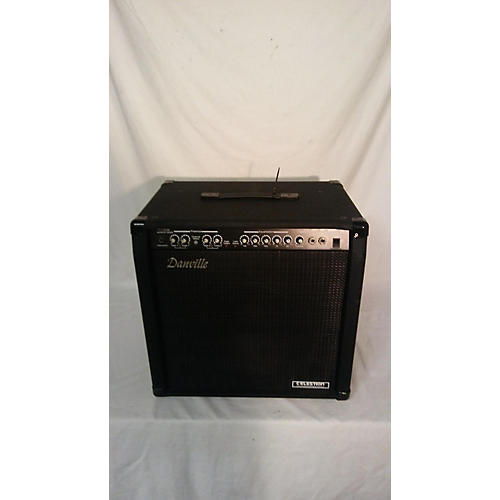 In Store Used Used Danville Tec80B Bass Combo Amp