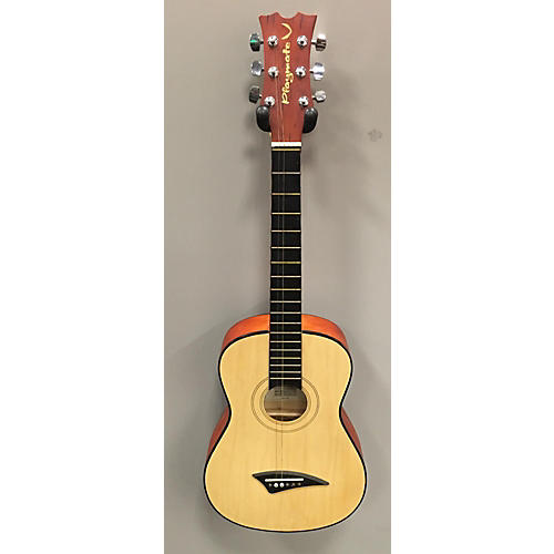 In Store Used Used Dean Playmate JT Natural Acoustic Guitar