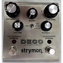 Used Deco Tape Saturation & Doubletracker Effect Pedal