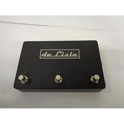 In Store Used Used Delisle ABC Isolated Amp Switcher Pedal