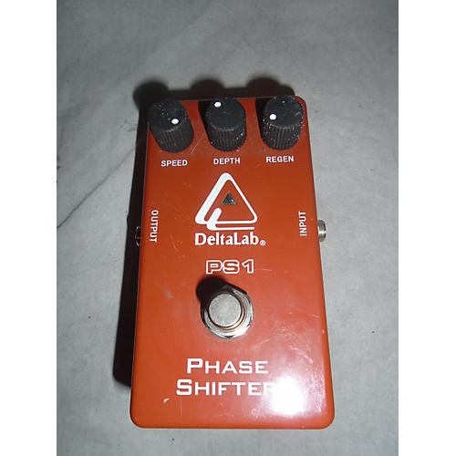 In Store Used Used Delta Lab Phase Shifter Ps1 Effect Pedal