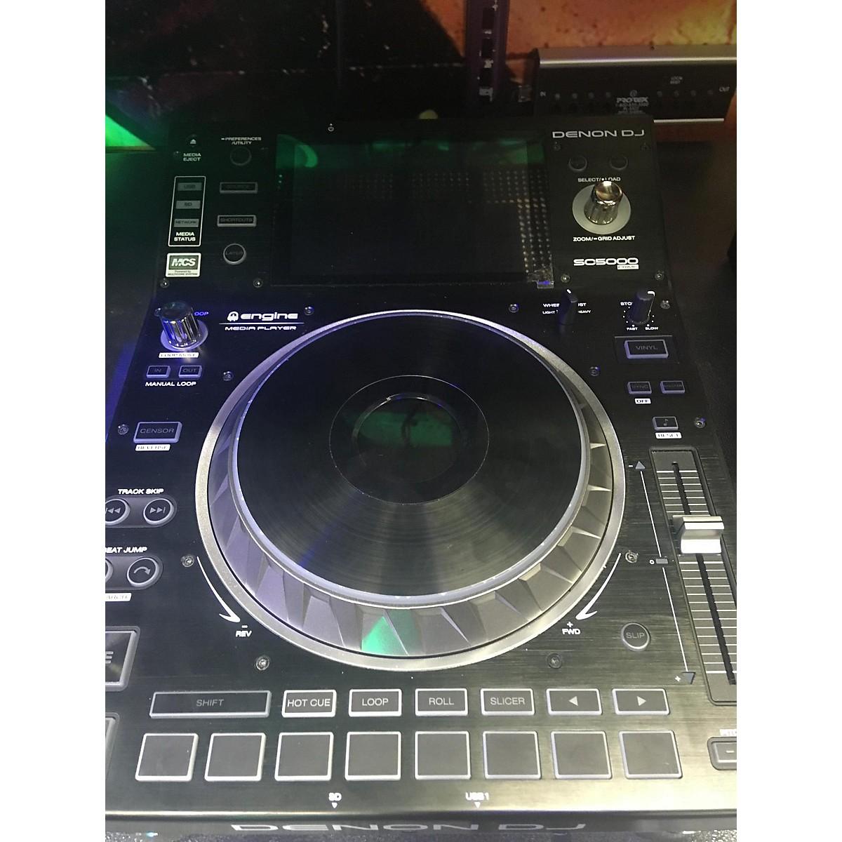 In Store Used Used Denon SC5000 DJ Controller