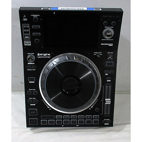 In Store Used Used Denon SC5000 Prime DJ Player