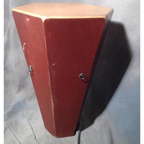 In Store Used Used Dick Schmidt 11.75in Wood Drum Djembe
