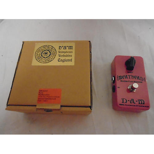 In Store Used Used Differential Audio Manifestations Meathead Effect Pedal