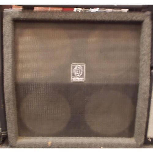 In Store Used Used Distex 412 Guitar Cabinet