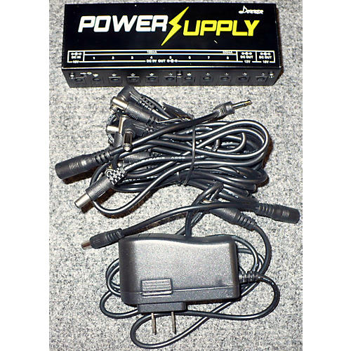 In Store Used Used Donner DP-01 POWER SUPPLY Power Supply