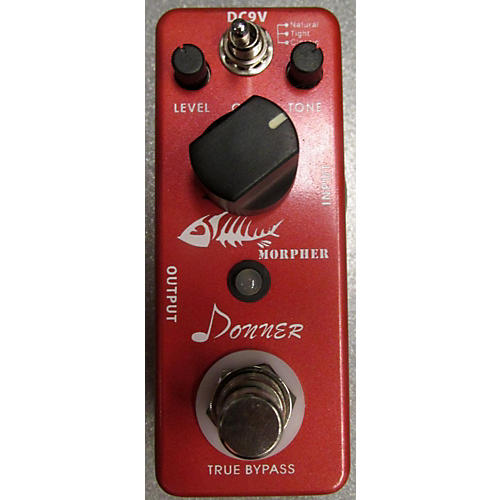 In Store Used Used Donner Morpher Effect Pedal