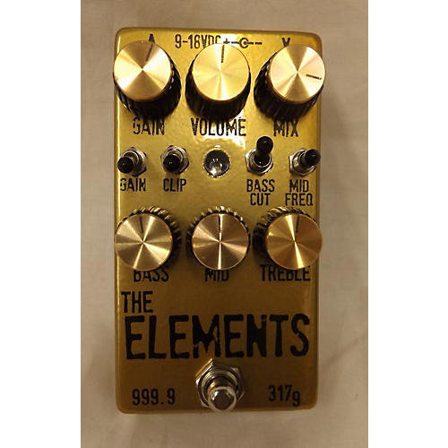 In Store Used Used Dr Scientist The Elements Effect Pedal