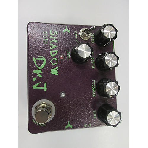 In Store Used Used Dr. J Shadow Echo Effect Pedal