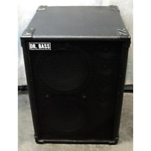Used Dr.bass DRB 2143V Bass Cabinet