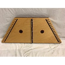 Used Dusty Strings Pd30 Natural Dulcimer