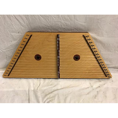 In Store Used Used Dusty Strings Pd30 Natural Dulcimer
