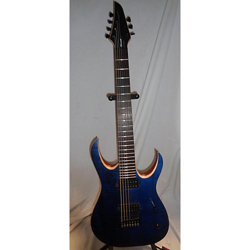 In Store Used Used Duvell Mayones Duvell Blue Solid Body Electric Guitar