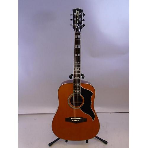 In Store Used Used EKO Guitars Ranger VI VR Natural Acoustic Electric Guitar