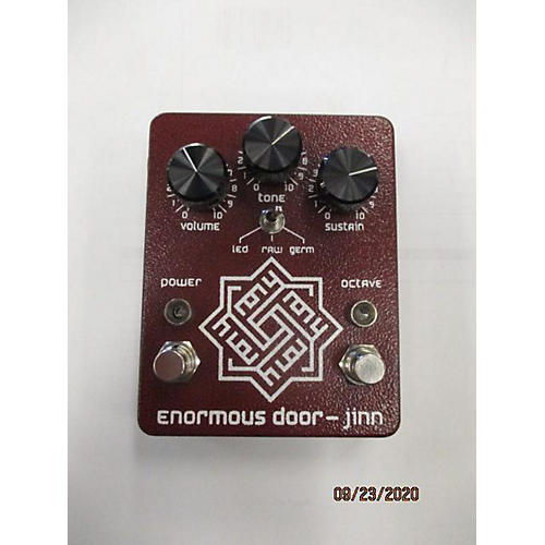 In Store Used Used ENORMOUS DOOR JINN Effect Pedal