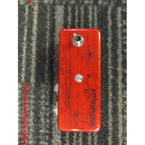 In Store Used Used EPIGAZE AUDIO NEUTRINO QUARK Pedal