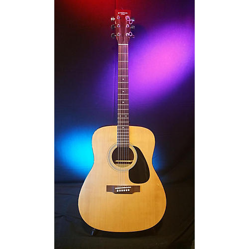 In Store Used Used ETERNA EF-31 Natural Acoustic Guitar