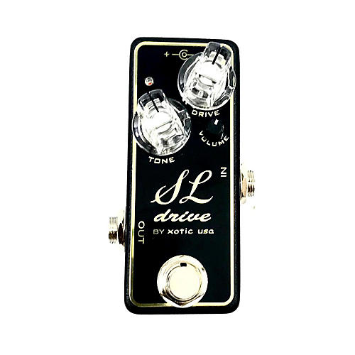 In Store Used Used EXOTIC SL DRIVE Effect Pedal
