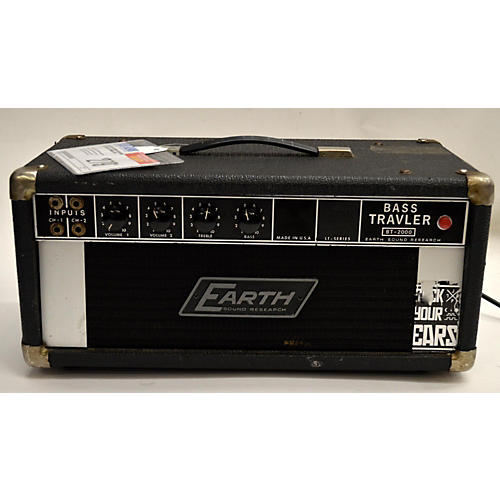 In Store Used Used Earth Sound Research Bt2000 Bass Combo Amp