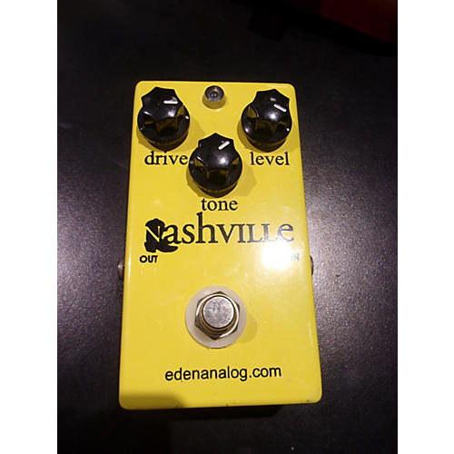 In Store Used Used Edenanalog Nashville Effect Pedal