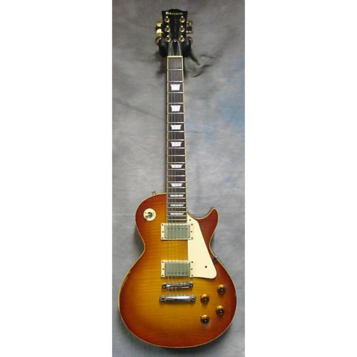 In Store Used Used Edwards Limited Model Sunburst Solid Body Electric Guitar