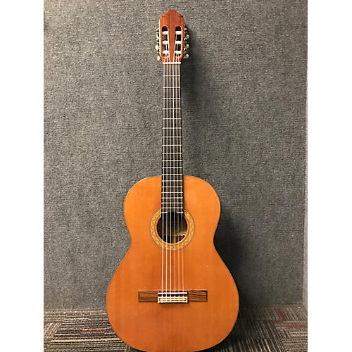 In Store Used Used El Degas C80Y Antique Natural Classical Acoustic Guitar