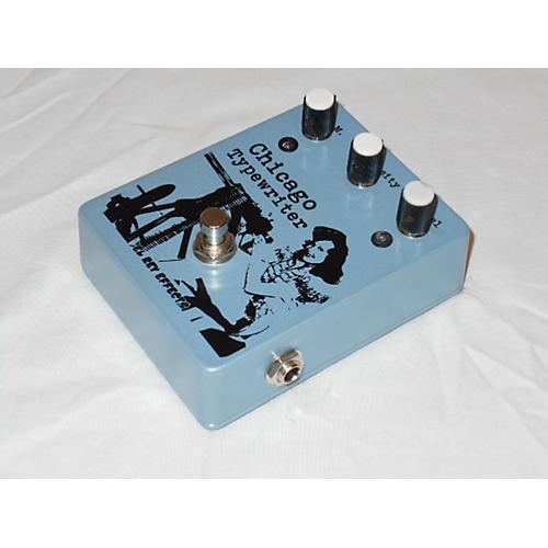used el rey chicago typewriter effect pedal guitar center. Black Bedroom Furniture Sets. Home Design Ideas