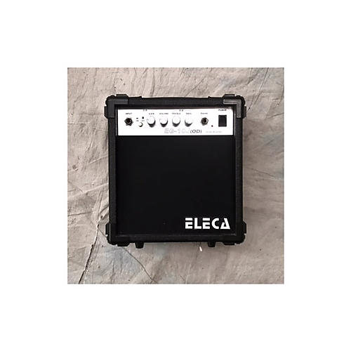 In Store Used Used Eleca EG-10J Battery Powered Amp