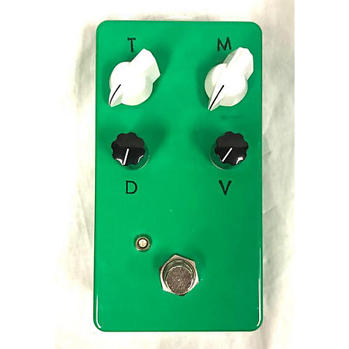 In Store Used Used Elf Hands Bare Sparkling Yellow Foot Overdrive Effect Pedal