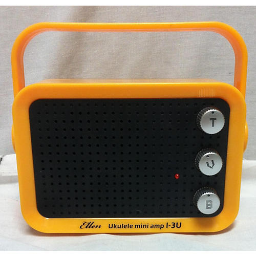 In Store Used Used Ellen I-3U Battery Powered Amp