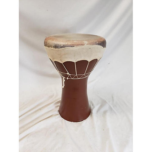 In Store Used Used Emin Percussion Fish Head Doumbek Hand Drum