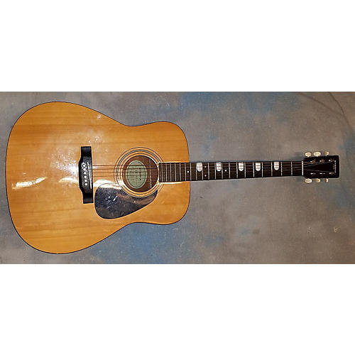 In Store Used Used Eterna EF30 Natural Acoustic Guitar