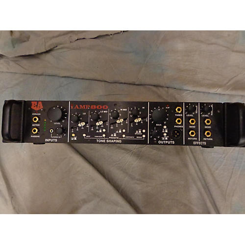 In Store Used Used Euphonic Audio IAMP 800 Bass Amp Head