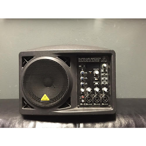 In Store Used Used Eurolive B207mp3 Guitar Combo Amp