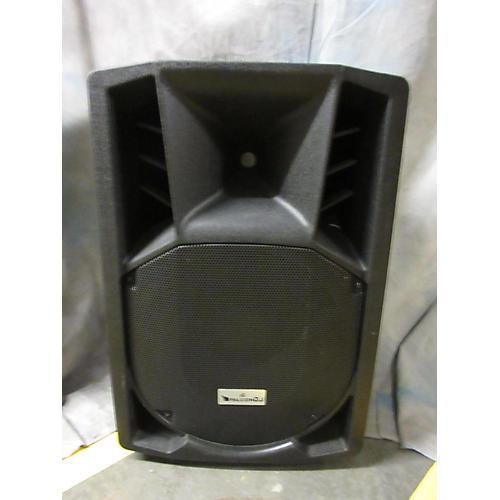 Used Falcon Dj F115usb Powered Speaker Guitar Center