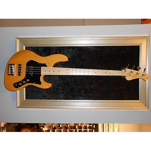 In Store Used Used FGN J-Standard Natural Electric Bass Guitar