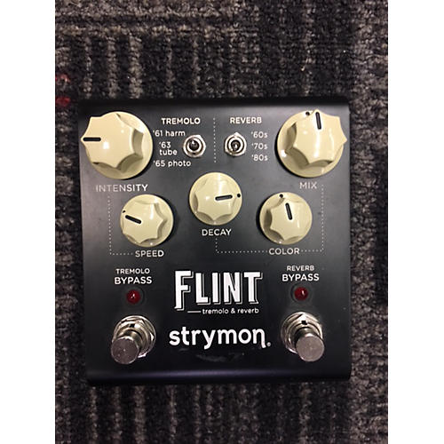 In Store Used Used FLINT STRYMON Effect Pedal