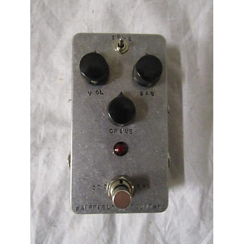 In Store Used Used Fairfield Circuitry Barbershop Millenium Overdrive Effect Pedal