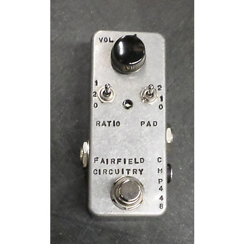 In Store Used Used Fairfield Circuitry The Accountant CMP448 Effect Pedal