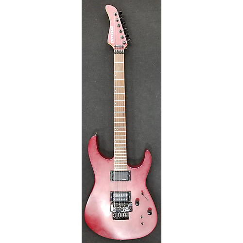 In Store Used Used Fernandez Revolver Red Solid Body Electric Guitar