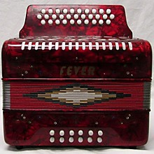 Used Fever F3112 GCF Accordion