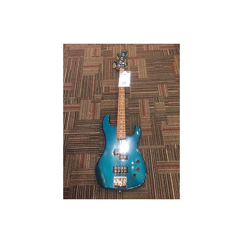 In Store Used Used Focus By Kramer 7000 Baltic Blue Electric Bass Guitar