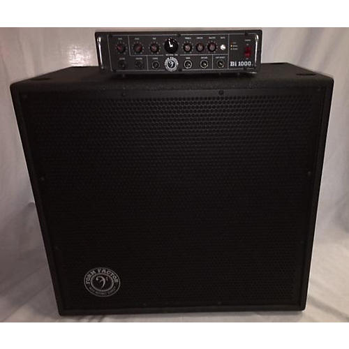 In Store Used Used Form Factor BI1000 STACK Bass Stack
