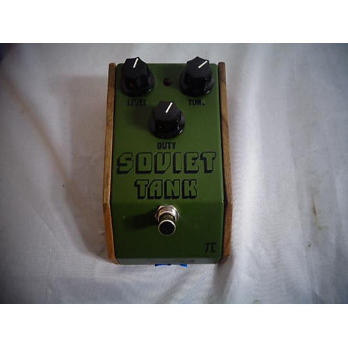 In Store Used Used Formula B Soviet Tank Effect Pedal