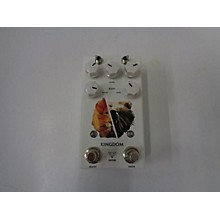 Used Fox Pedal Kingdom Combo V2 Effect Pedal