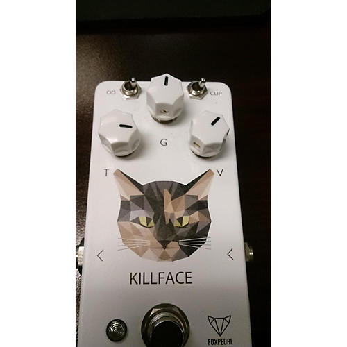 In Store Used Used Foxpedal Killface Effect Pedal